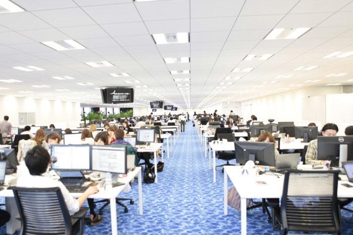 CROOZ オフィス