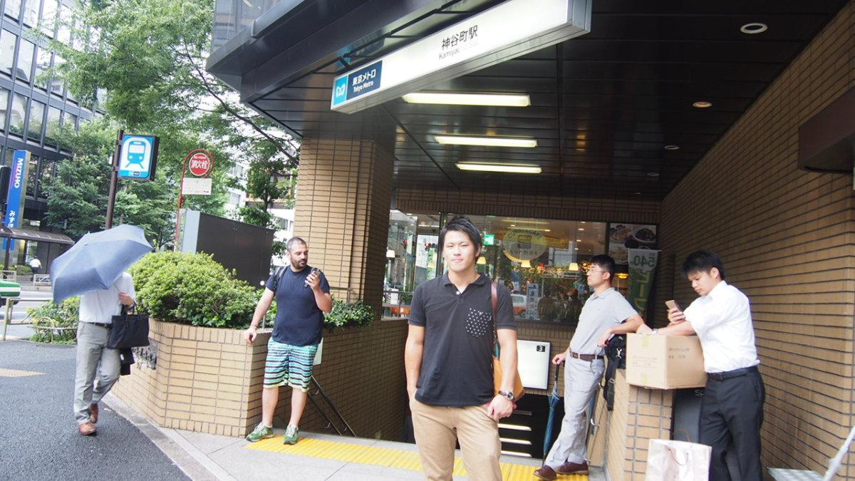 アブラハム・グループ・ホールディングス株式会社 行ってきた 神谷町駅