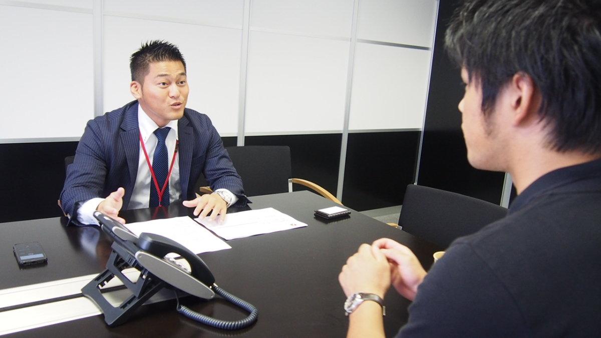 アブラハム・グループ・ホールディングス株式会社 山口さん