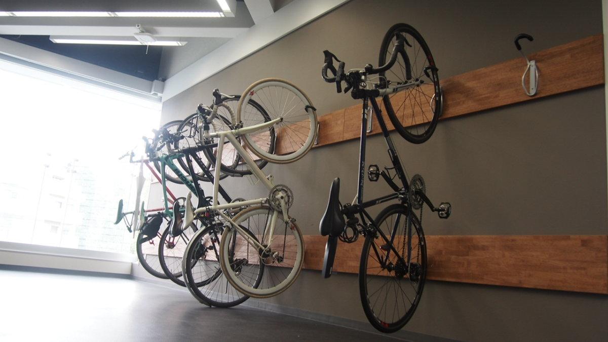 Wantedly ウォンテッドリー 自転車