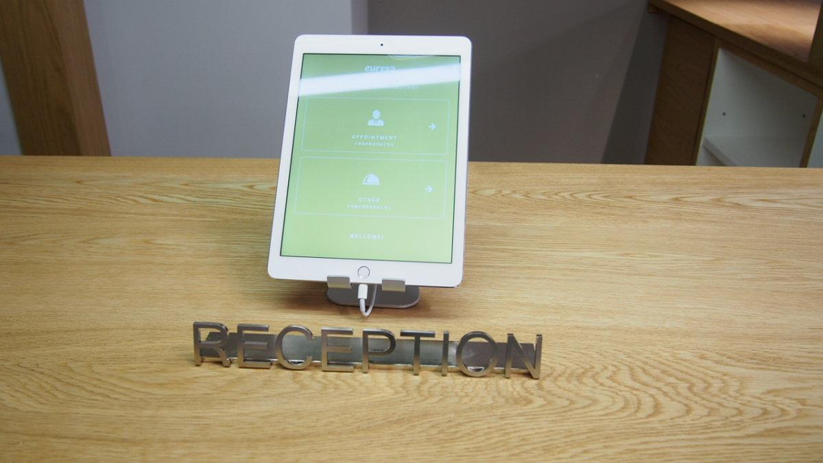 エウレカ eureka iPad エントランス