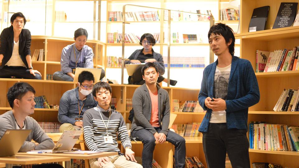 VOYAGE GROUP 勉強会