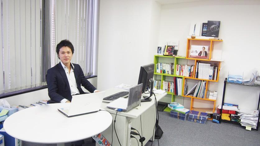 フロンティアエンゲージメント オフィス訪問 仕事