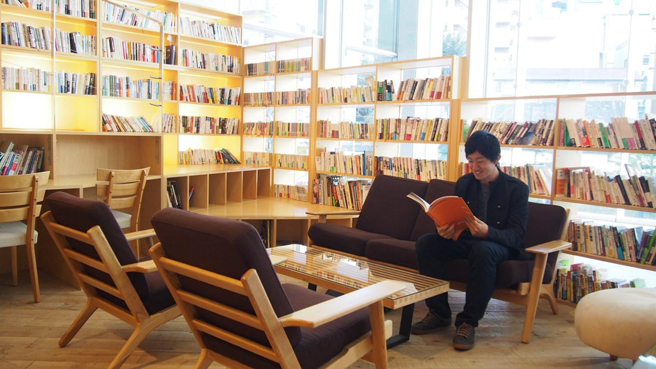VOYAGE GROUP 図書館