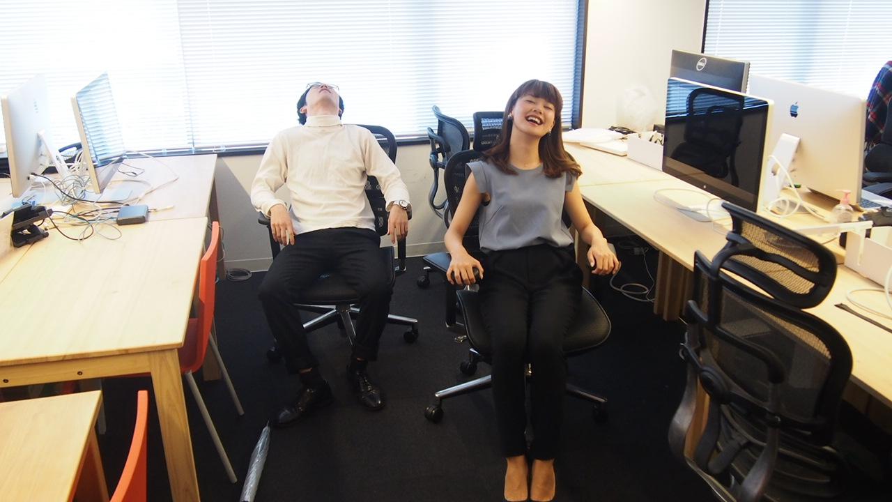 行ってきた 株式会社レイハウオリ オフィス環境
