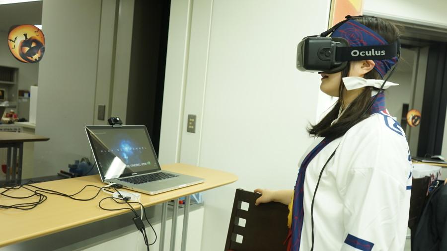 パソナテック 行ってきた ハロウィンパーティー VR